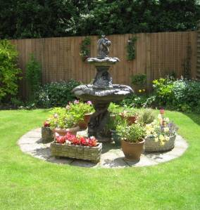 our fountain