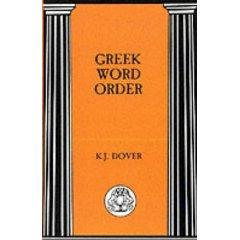 Greek Word Order