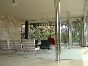 Villa Tugendhat Glass Room