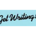Get Writing logo