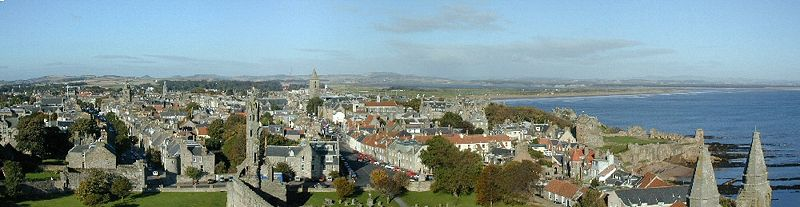 StAndrews from StRules Tower