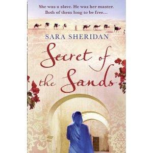 secret of the sands sara sheridan