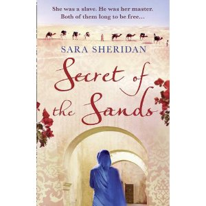 secret of the sands sara sheridan