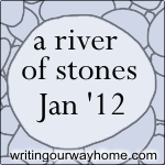 river of stones
