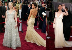 Oscar ladies 2007