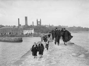 St. Andrews pier walk