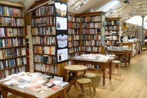Toppings Bookshop Bath