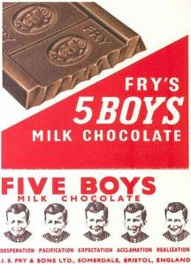 Frys Five Boys