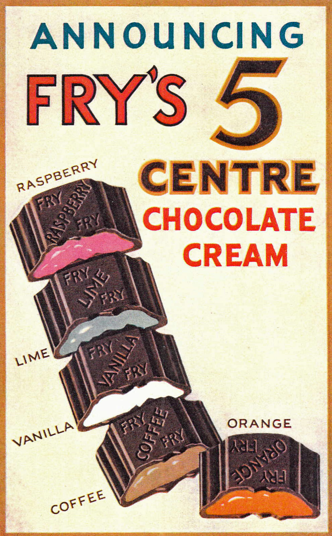 Print Page Chocolate Bars You Wish You Could Still Get