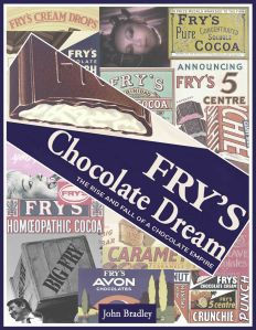 Frys chocolate Dream cover