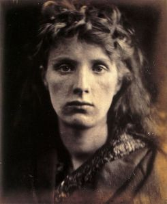 portrait by Julia Margaret Cameron